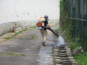 環境清潔與消毒